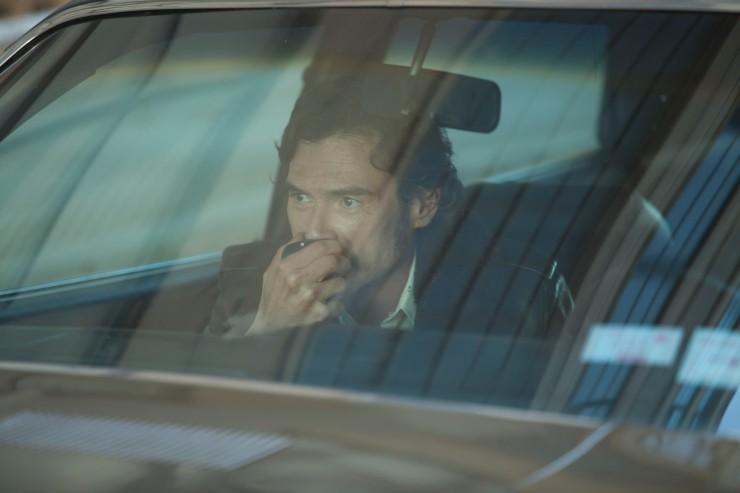 Frank menyaksikan langsung aksi kejahatan abangnya. Ini yang kemudian menimbulkan konflik batin dalam diri Frank. (Dok. Jive!)