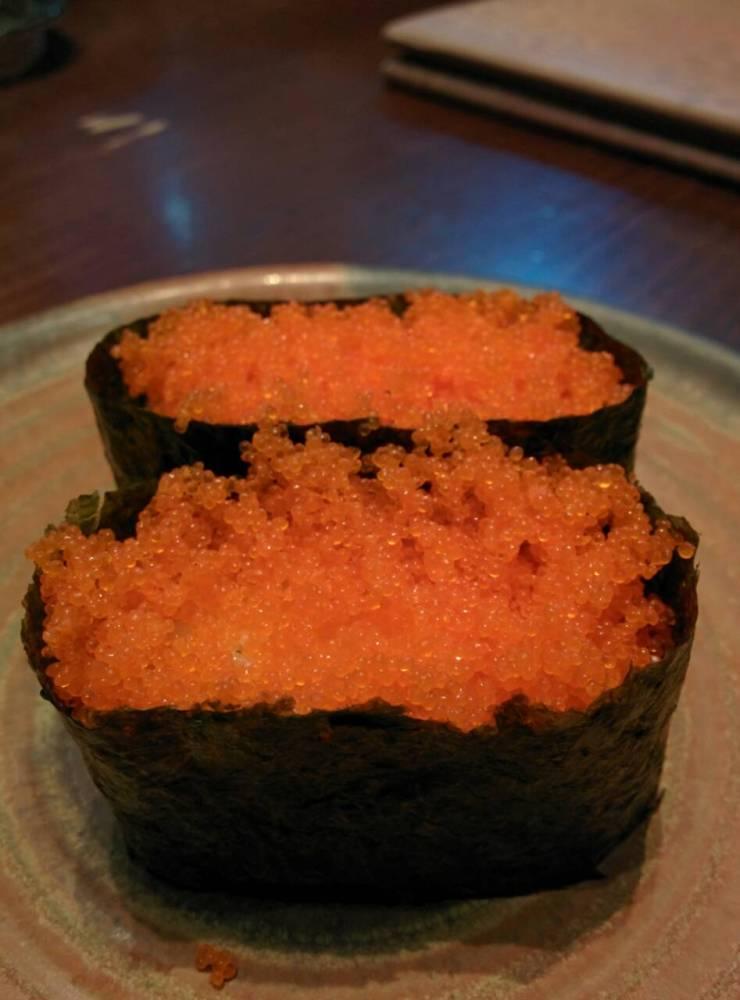 365 Tulisan 2014 #133: 5 Menu Wajib di Sushi Tei (4/5)