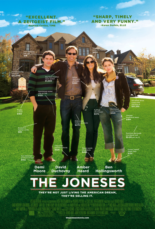 Review: The Joneses